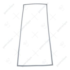 Deurrubber Afinox koelkast 1563 x 666 mm