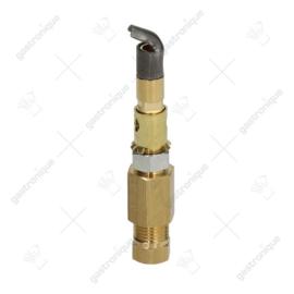 Waakvlambrander SIT type serie 100 1-vlammig sproeier ø 0,35mm gasaansluiting 6mm