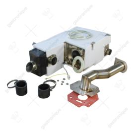 Boiler behuizing SCC61G Rational en Combi Master 61 GAS