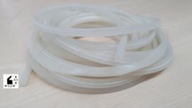 Dekselrubber 5,5 mm Henkelman (per meter)
