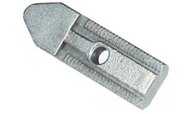 Tegenstuk H 10,5mm L 42mm B 13mm