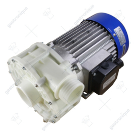 Waspomp (3-fasen) 230-400V 1.5 kW