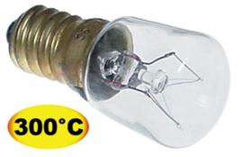Lamp oven 230V 15W E14
