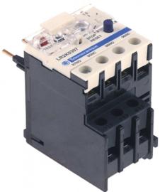 maximaalstroombeveiliging instelbereik 1,2-1,8A voor magneetschakelaar LC1K