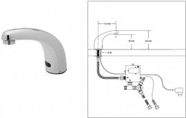 Sensor kraan T&S 5EF-EU1DS-C