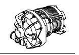 Pomp / Motor Comenda FC54
