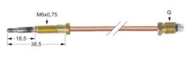 thermokoppel M9x1 L 500mm M6x0,75
