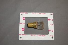 Lamp + pakking Goretex