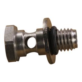 Moer naspoelarm onder GS (M12 x 30 mm)