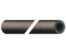 Slang 10x17 mm zwart per meter
