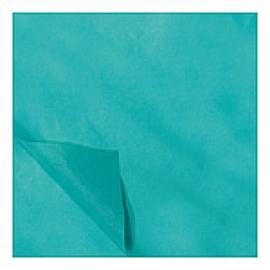 Zijdevloei vellen lichtblauw 50x70cm Tpk331510