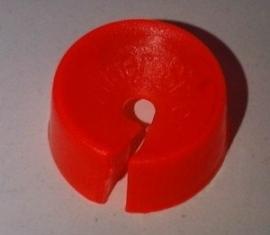 MB  maataanduider onbedrukt fluor rood 25st Td05140000
