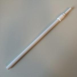 Buis wit/wit verstelbaar 32-62cm Td12018501