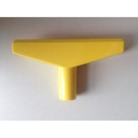 T- stuk geel 6cm Td12015003