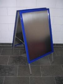 Stoepbord Aluminium blauw A1 Td0800052058