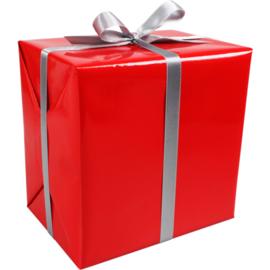 Cadeaupapier rood 30cm 200m Tpk346823