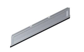 Plint 100x16cm alu/grijs Tm20942GR