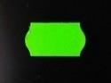Etiket 22x12 golfrand groen permanent Td27093017