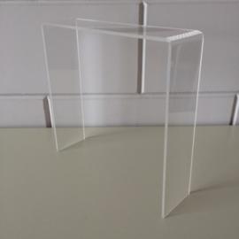 Acryl bruggetje 250x70x250mm Td14450250