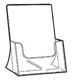 Folderbak staand A5 Td99160015