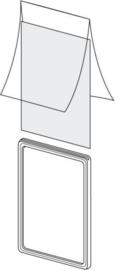 Hoes voor prijskaartraam A3 Td140500265