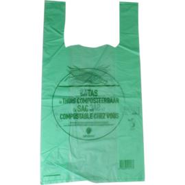 Composteerbaar hemdtas 27/7x50cm 22my Tpk290055