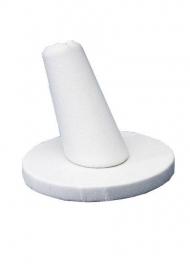 Ringhouder wit fluweel Td15398005