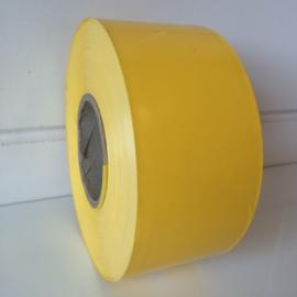 Afbakeningslint 250 m x 8cm geel Td13245203