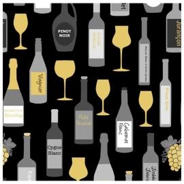 Cadeaupapier -wijndessin- 50cm x 200m Tpk345635