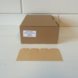Manilla-labels (nr 2) 40x80mm Td35940080