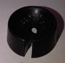MB maataanduider onbedrukt zwart 25st. Td05140011