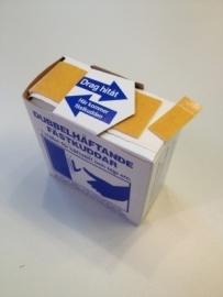 Stick foam pads 25x12 mm dik 1.0mm 100st Td13030082