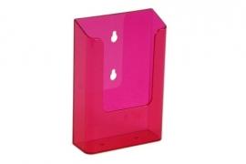 Folderhouder 1/3 A4 neon rood Tn20300161