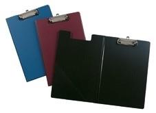 Klembord A4 - blauw met zware klem Td35990091