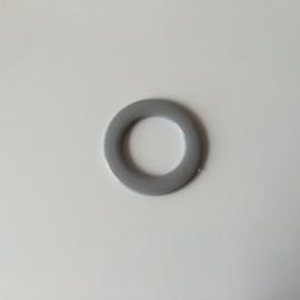 Collectie-kleurringen grijs 50st. Td05090002