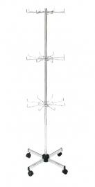 Penwiel standaard met 3 ringen Rs20248