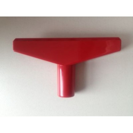 T- stuk rood 6cm Td12015006
