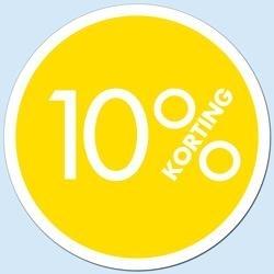 Procentbiljetten 10% Tfr p10
