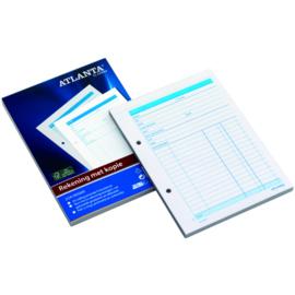 Schrijfblok A5 rekeningboek zelfkopiërend  Tpk929570