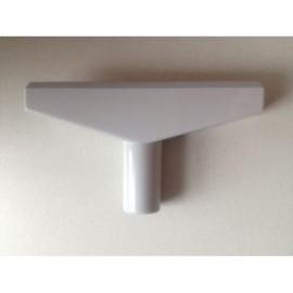 T- stuk grijs 6cm Td12015002