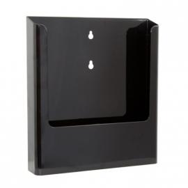 Folderhouder A4 zwart Tn20300301