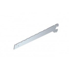 Dragers 20cm wit 2 tand Tm21210