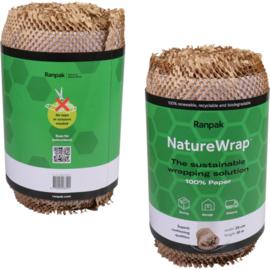 Vulmateriaal Nature Wrap papier 10m Tpk396097
