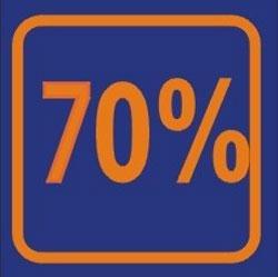 Raambiljet 70% Korting Tfr70%
