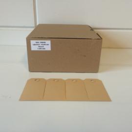 Manilla-labels (nr 3) 45x90mm Td35945090
