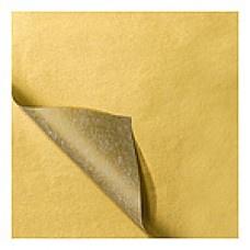 Zijdevloei vellen goud 50x70cm Tpk331534