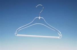 Transparante hanger 42cm STB2L