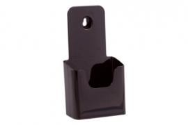 Folderbak 1/3 A4 staand zwart Tn20100101