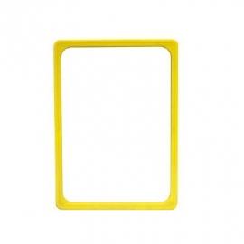 Kaartraam A4 geel Td12010403