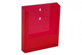 Folderhouder A4 neon rood Tn20300361